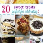 20 Sweet Treats Perfect for Celebrating