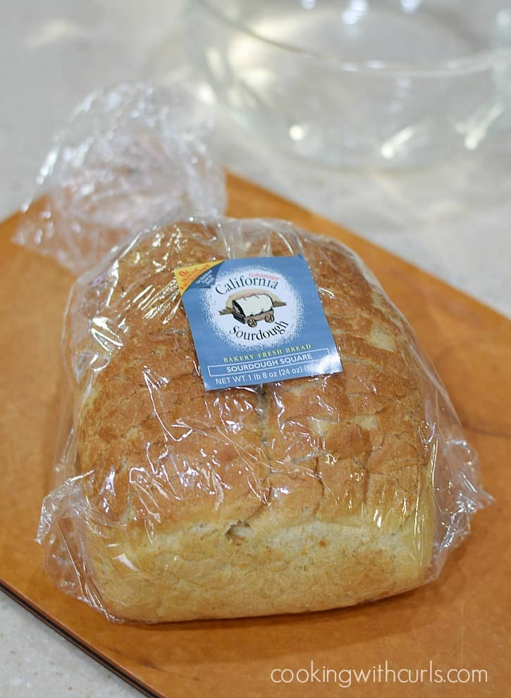 Goldminer California Sourdough Square | cookingwithcurls.com #Switch2Sourdough #ad