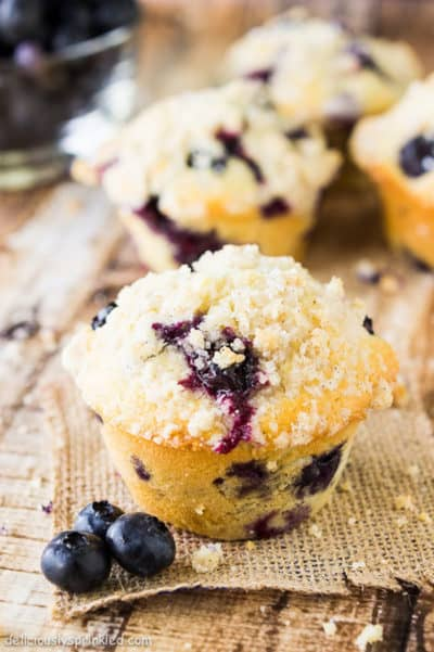 Homemade-Blueberry-Muffins-2-682x1024