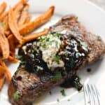 Pub-Style Steak