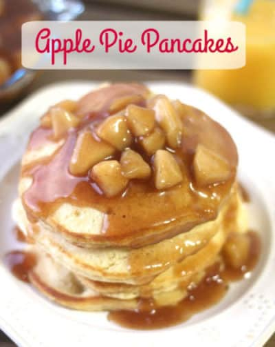 apple pie pancakes 6