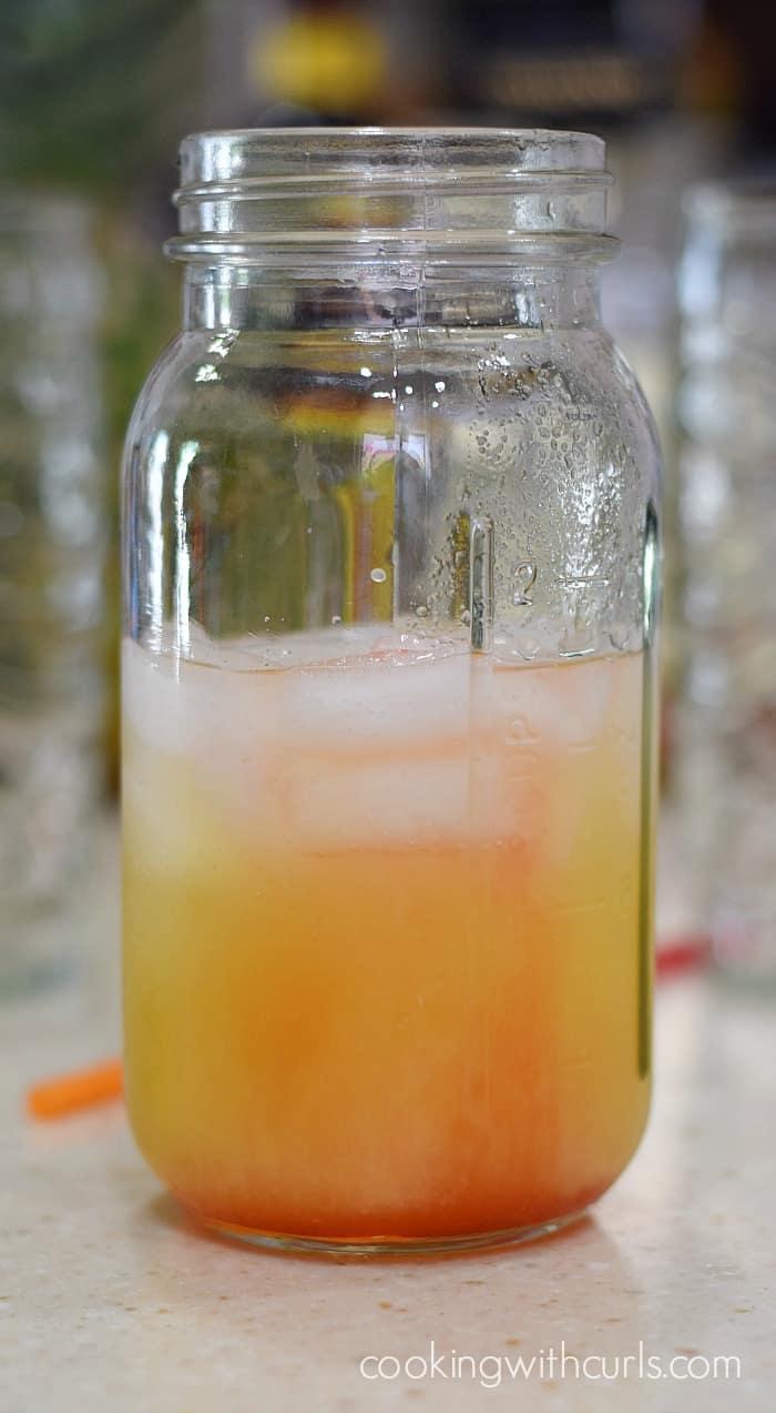 Mai Tai Cocktail juice cookingwithcurls.com
