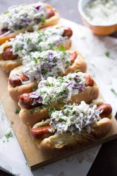 Andouille-with-Blue-Cheese-Slaw-2