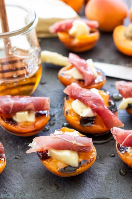 Grilled-Apricots-with-Brie-Prosciutto-and-Honey1
