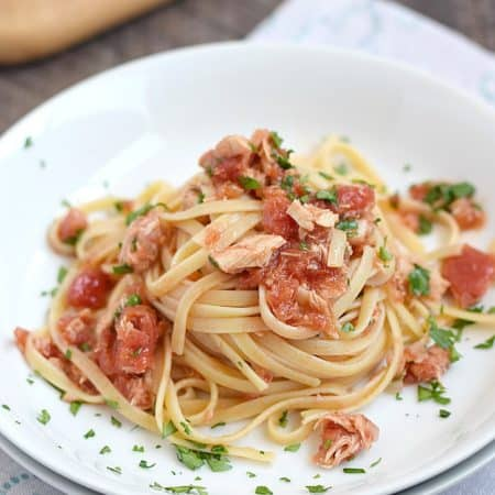 Pasta al Tonno is a classic Italian dish that is loaded with flavor and easy to prepare   cookingwithcurls.com