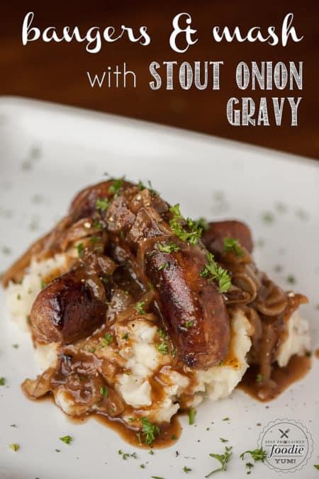bangers-mash-stout-onion-gravy