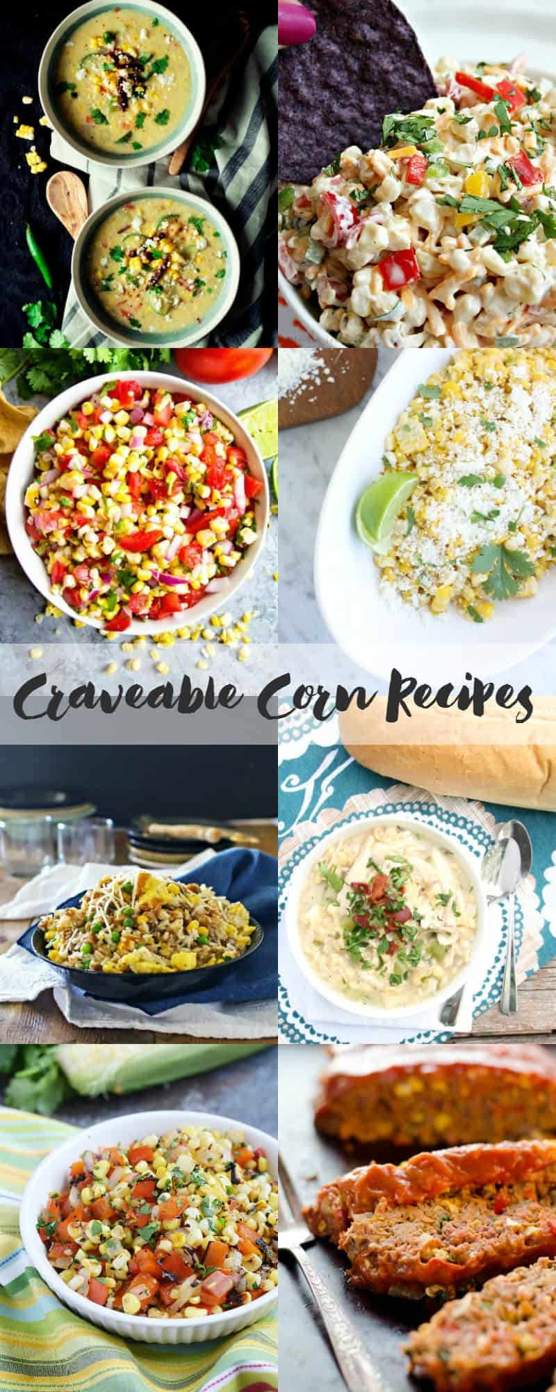 Craveable Corn Recipes | cookingwithcurls.com #feastNdevour