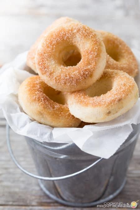 Mini Donuts_