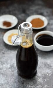 Gingersnap Syrup