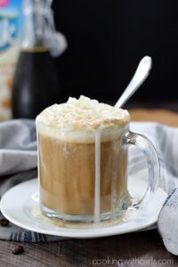 Gingersnap Latte