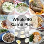 Whole 30 Game Plan