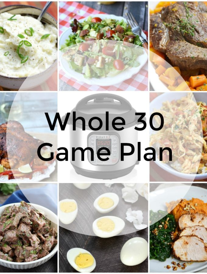 I have created a Whole 30 Game Plan to get healthy in the new year   cookingwithcurls.com