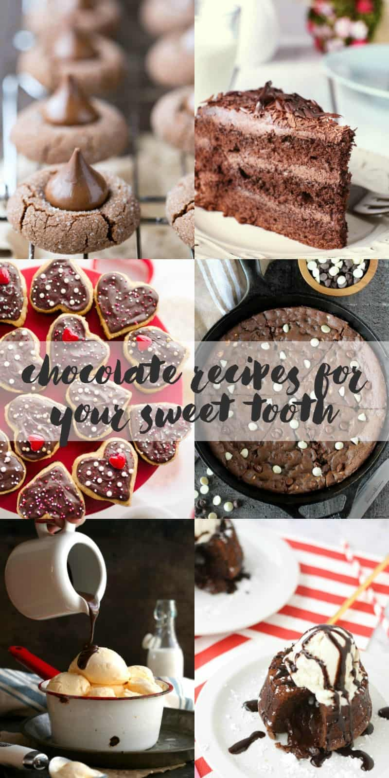 Chocolate Recipes for your Sweet Tooth | cookingwithcurls.com