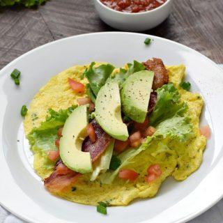 Whole 30 Breakfast Burrito