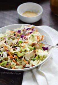 Asian Sesame Chicken Salad