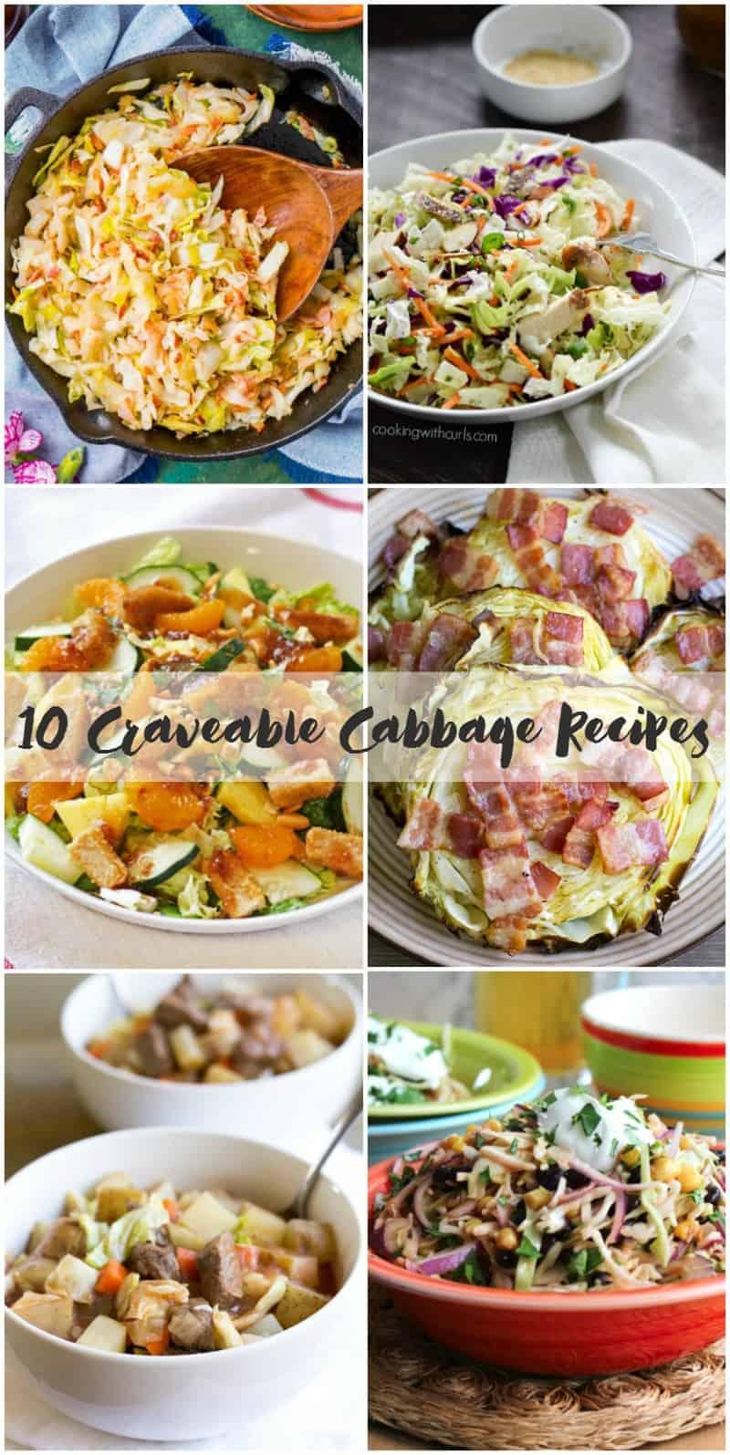 Feast N Devour Cabbage | cookingwithcurls.com