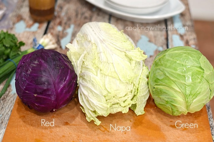 Types of Cabbage cookingwithcurls.com