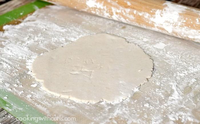 Cassava Flour Tortillas starch cookingwithcurls.com