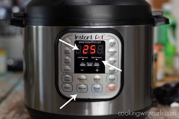Instant Pot Adobo Chicken cook cookingwithcurls.com