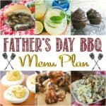 Father's Day Barbecue Menu