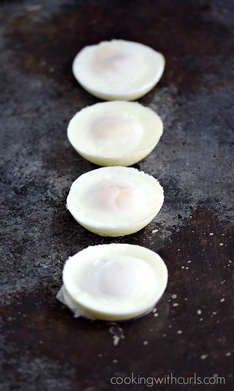 Instant Pot Poached Eggs | cookingwithcurls.com