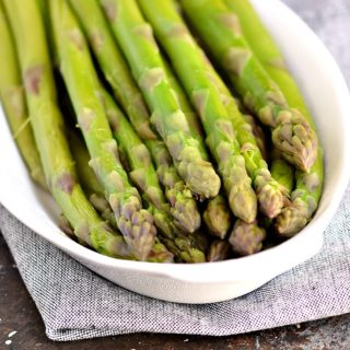 Instant Pot Steamed Asparagus