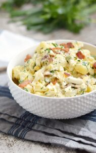 Instant Pot Bacon Potato Salad
