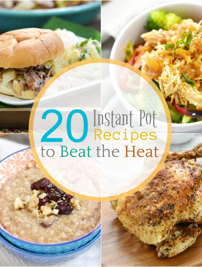 20 Instant Pot Recipes to Beat the Heat   cookingwithcurls.com