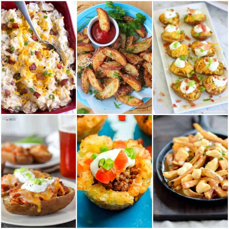 Delicious Potato Recipes | cookingwithcurls.com #feastNdevour