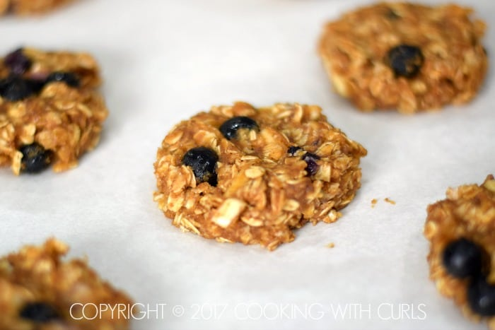 Blueberry Breakfast Cookies flat COPYRIGHT © 2017 COOKING WITH CURLS
