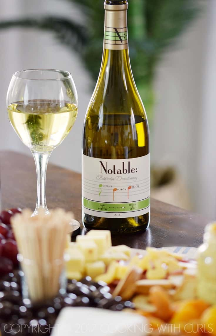 Msg 4 21+ Notable Australia #Chardonnay cookingwithcurls.com #Chardonnation #ad #NotableHoliday #NotableWines
