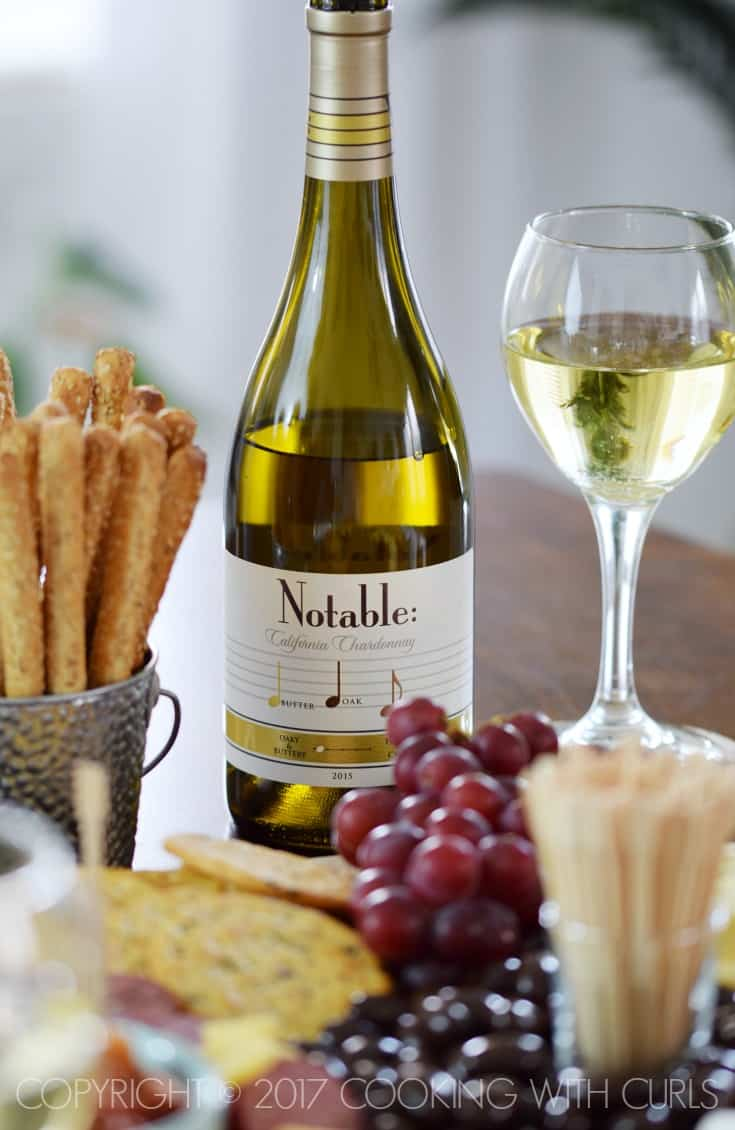 Msg 4 21+ Notable California #Chardonnay cookingwithcurls.com #ad #Chardonnation #NotableHoliday #NotableWines