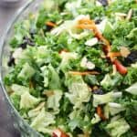 Kale Broccoli Detox Salad