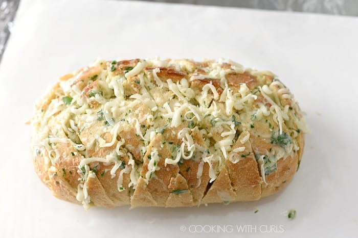 Place the grated cheese between the slices in the bread cookingwithcurls.com