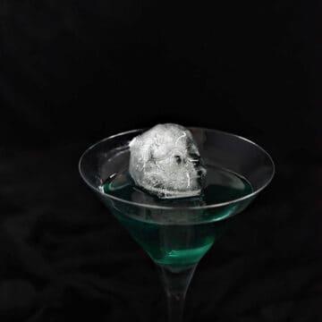 The Dark Mark Martini Cocktail recipe.